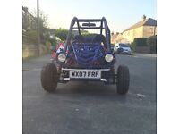 Road legal buggy requires minor work