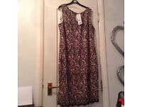 Brand New Ladies Dress Size 18