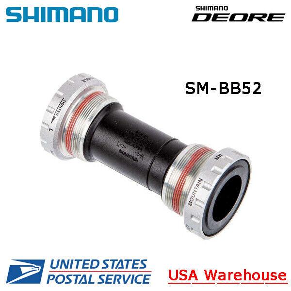 Shimano Deore SM-BB52 68/73mm BSA Hollowtech Bottom Bracket MTB