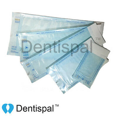 400 Pcs High Quality Self-sealing Sterilization Bagpouch 5.25x11