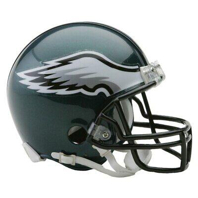 les Mini Helm VSR4 Riddell Football Helmet OVP Footballhelm (Nfl Eagles Helm)