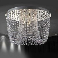 Crystal ceiling light chandelier