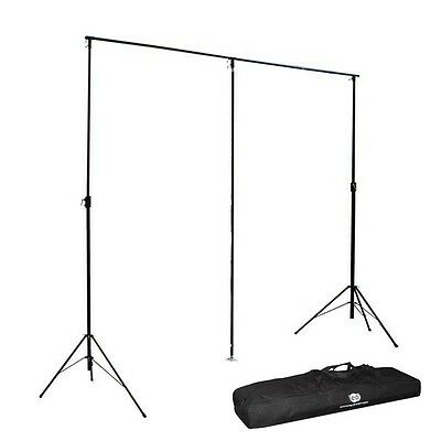 LEDJ 6x3m Lighting Stand and Bag Set for DJ Disco Stage 6x3m Starcloth System