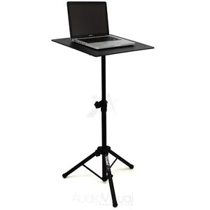 Gorilla Stands Projector Laptop Table Adjustable Tripod Stand DJ Disco Karaoke