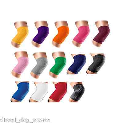 Mcdavid Hexpad Knee Pad - McDavid 6440R HexPad Knee/Elbow/Shin Pads ALL COLORS/SZ (PAIR)