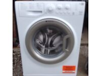Hotpoint style 7 kg washing machine like new free local delivery
