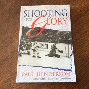 Shooting for Glory by Paul henderson