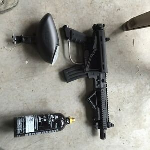 Paintball gun