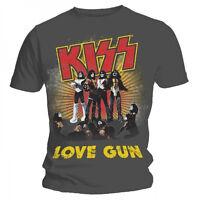 KISS LOVE GUN T SHIRT