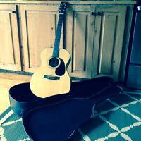 Guitare propre