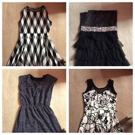 Dresses - Jane Norman and Quiz sizes 10-14
