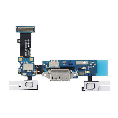 Charge Port Connector - Charging Charge Port Dock USB Connector Flex Cable for Samsung Galaxy S5 G900F