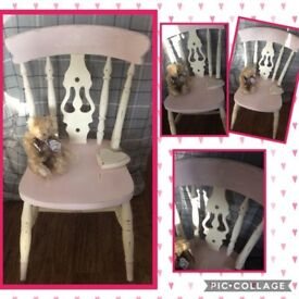 Upcycled by Vintage Angell, Chair