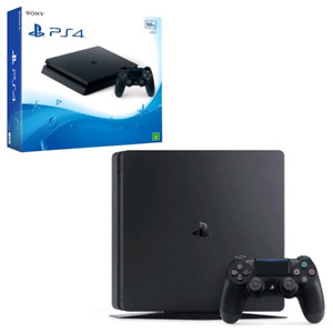 Ps4 slim with 3 controllers $250
