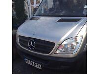 Mercedes Benz Sprinter, Reg 2009, Diesel