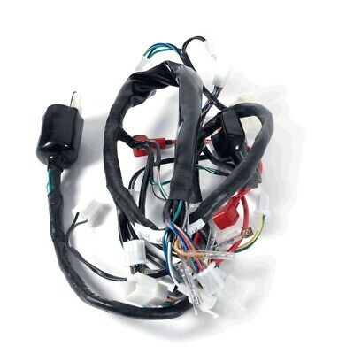 Wiring Harness Loom Lexmoto Arrow 125 HT125-4F Haotian Huoniao HN125-4F