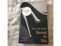Bared to you book