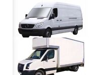 CHEAP MAN AND VAN HOUSE REMOVALS PACKING SERVICES OFFICE CLEARANCE UK AND EUROPE LARGE VAN