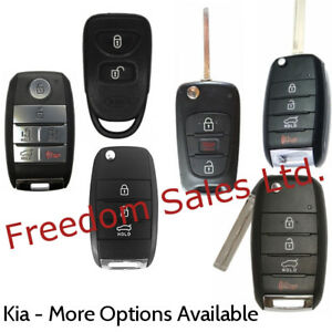 Kia Car Keys & Remotes - Quality Guaranteed! Cut & Program