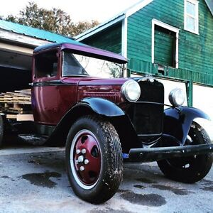 1931 FORD MODEL AA 1 1/2 ton truck