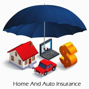 NEW LOWER RATES FOR AUTO AND HOME INSURANCE