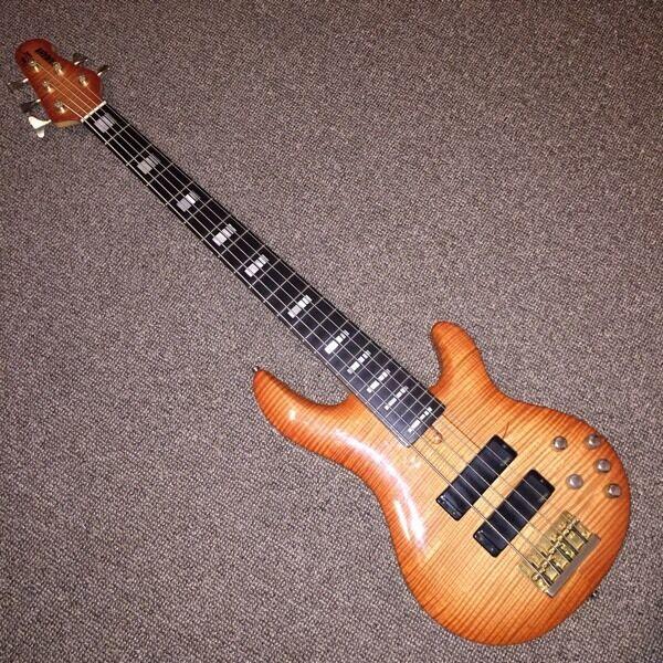 yamaha bass guitar. yamaha bbne1 bass guitar (nathan east sig) g