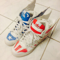 Jeremy Scott Wings 2.0  DS flag