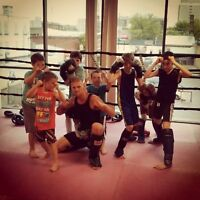KIDS KICKBOXING SUMMER CAMPS!!!