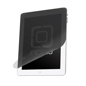 Incipio Plex Privacy Screen Protector for iPad 4/3/2 - 1-Pack