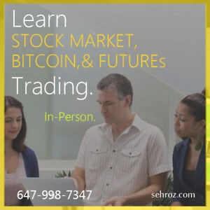 Real Estate? Try BITCOIN & STOCK Trading | Learn to Trade 1 on 1