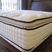 Luxury Mattresses from Show Home Staging, SALE Friday 3-6!!