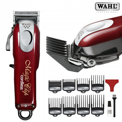 Wahl 8148 Cordless Magic Clip Professionelle Netz-/Akku-Haarschneidemaschine