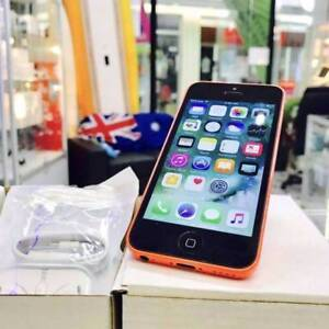 NEW IPHONE 5C 32GB WHITE PINK UNLOCKED WARRANTY ACCESSORIES Surfers Paradise Gold Coast City Preview