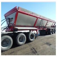 Driver needed to drive live bottom trailer