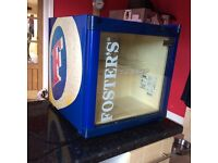 Husky mini Beer fridge (Fosters)