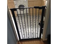 Stair / child/ dog gate extra tall