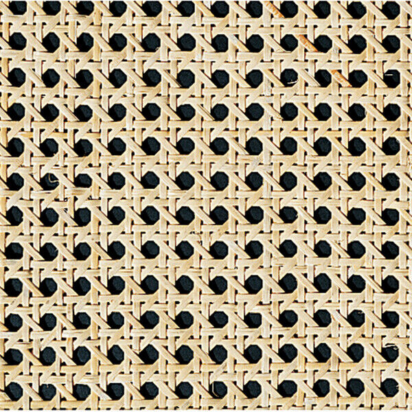 """18"""" Wide Machine Woven Traditional Weave Cane - 1 Each"""