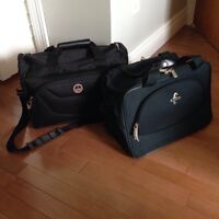 2 Small Carry On Luggage Bags