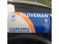 Box of gloves