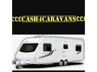 ££ cash 4 caravans same day collection best prices paid ££