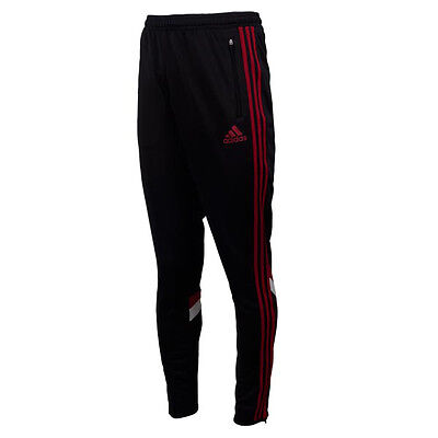 Trainingshose Ac Milan Fitness Hose Lang Sporthose Schwarz Xl Xxl 3xxl