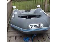 Tohatsu Inflatable Dingy 2.4m