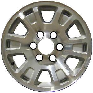 GMC Yukon Yukon XL 1500 Sieries Sierra 2005 - 2008 Factory OEM Wheel Rim C 5222