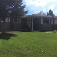 1200 sq ft bungalow in Millwoods