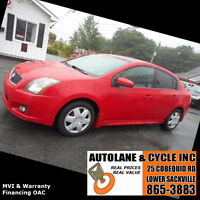 2008 Nissan Sentra S-ER These are cool cars! Only 133000kms