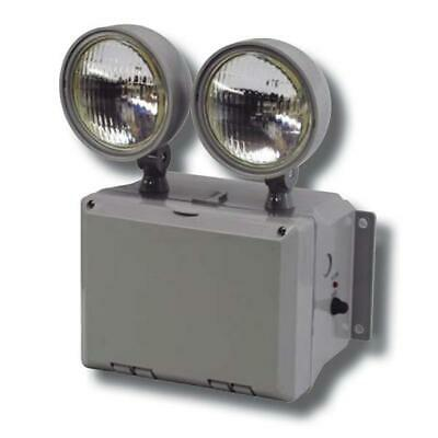 Emergency Exit Light Wet Location Outdoor Listed Emergency Light 02-emwl