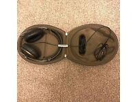 Sennheiser Momentum Over Ear Headphones Brown