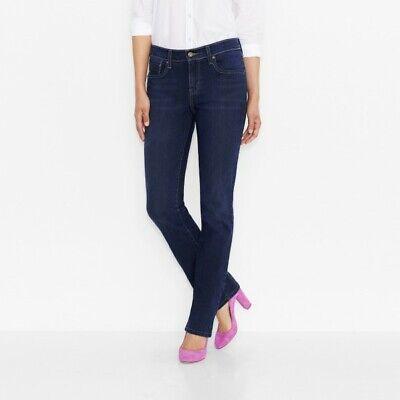 LEVIS 505 Dark Wash Straight Leg Jean 15505-0111 NWT Dark Wash Straight Leg Jean