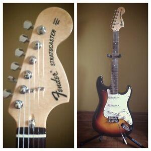 Fender Stratocaster Japon / Japan