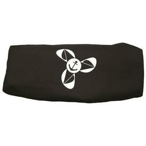 Univ. Bbq Cover For Most Small And Regular Sized Bbq - Black Color